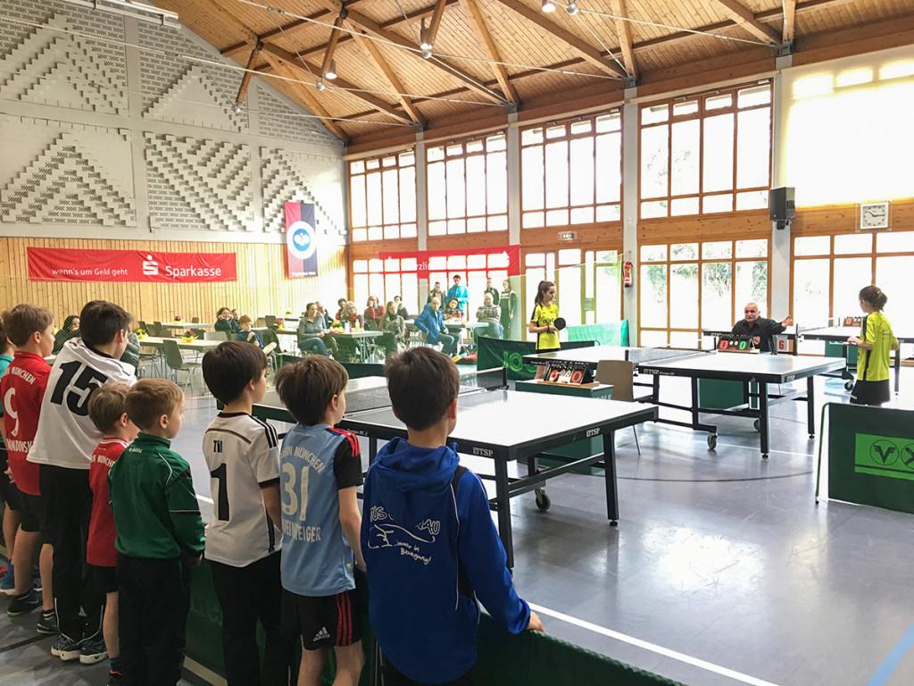 Bezirks-Minimeisterschaften 2017