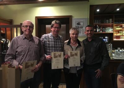 40 Jahre Ehrenmitglied