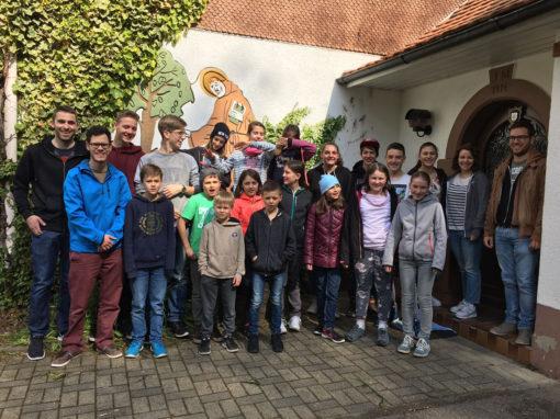 Jugendhütte 2017