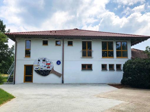 Vereinsheim – Die Baustelle